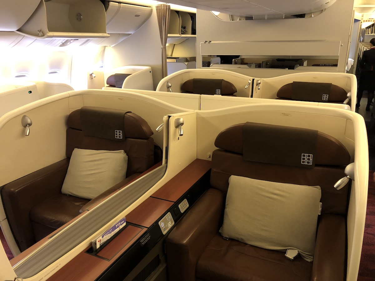 Japan Airlines 777 First Class Review I One Mile At A Time