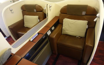 Japan Airlines First Class – 6