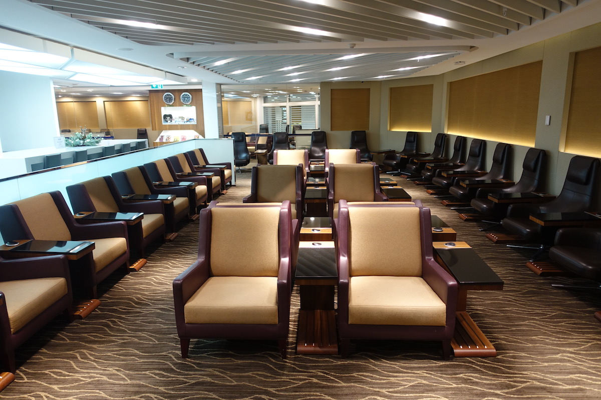 Review: Singapore Airlines Business Class Lounge Melbourne Airport