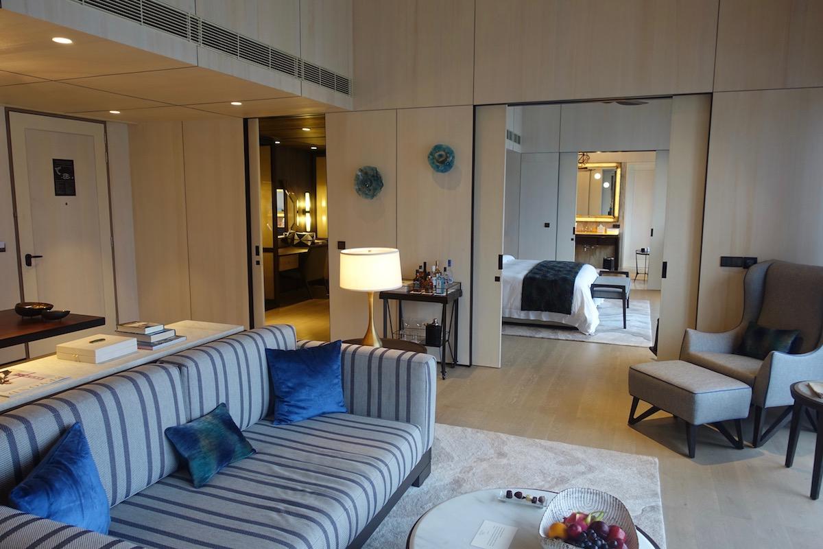 St Regis Maldives Suite