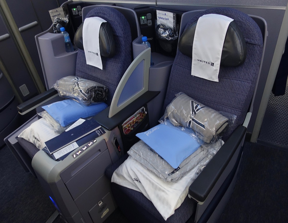 Review: United Business Class 787-8 Papeete To San Francisco
