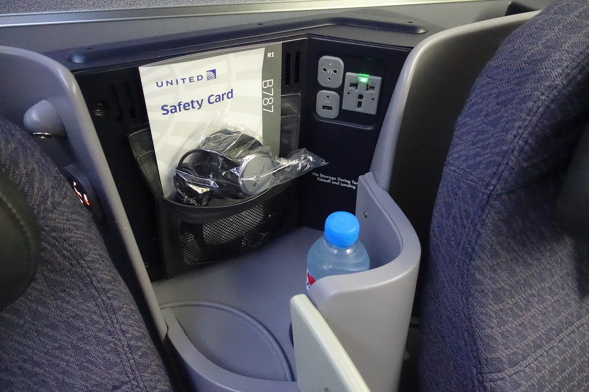 Review: United Business Class 787-8 Papeete To San Francisco | One