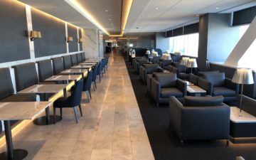 United Polaris Lounge San Francisco – 11