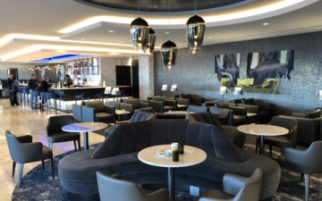United Polaris Lounge San Francisco – 30