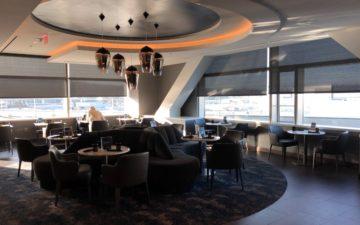 United Polaris Lounge San Francisco – 75