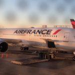 Air France 787 Business Class – 12
