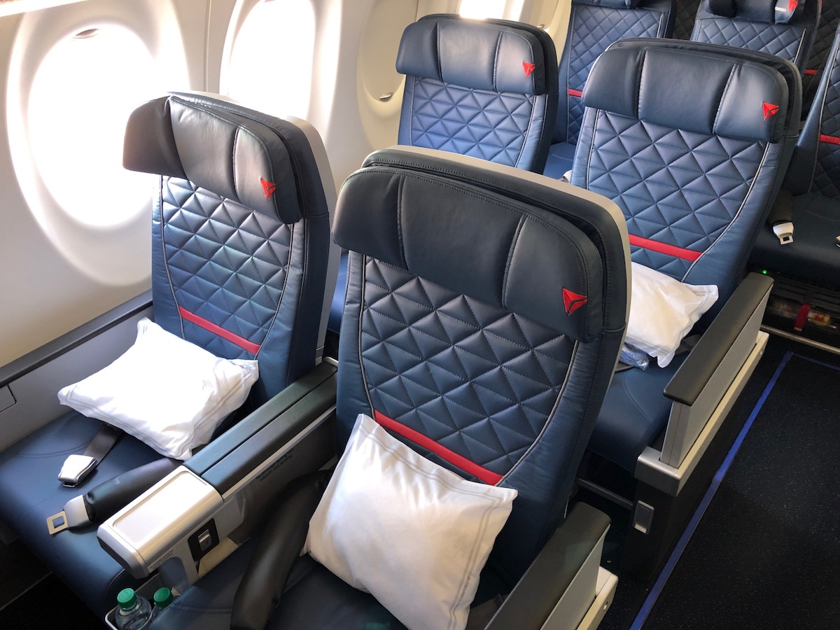 Flying Delta A220 First Class: My Experience | One Mile at a