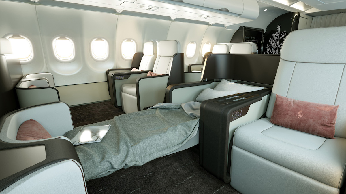 Four Seasons Private Jet 2