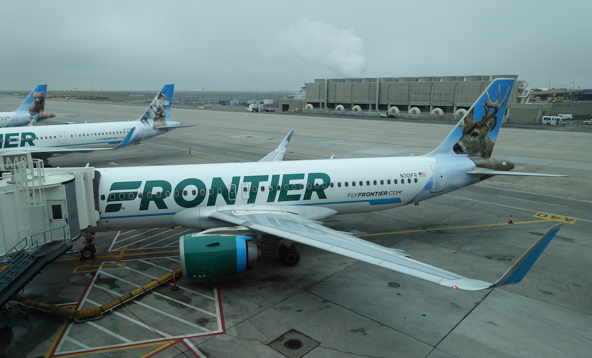 Frontier Airlines Changes Change Fees Again