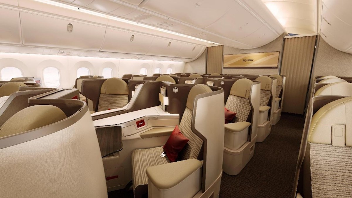 Grrr: Hainan's 787-9 Aircraft Swap Insanity