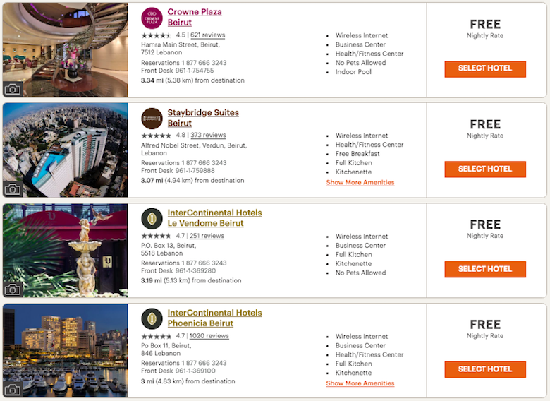 How To Redeem The IHG Card Free Night Certificate | One Mile at a Time