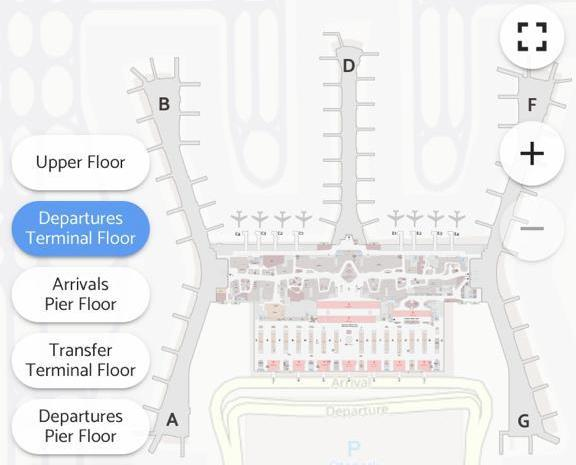 Istanbul Airport Terminal 1 Map Istanbul's New Airport Is A Hot Beautiful Mess | One Mile at a Time