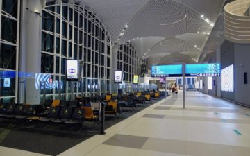 Istanbul New Airport – 12