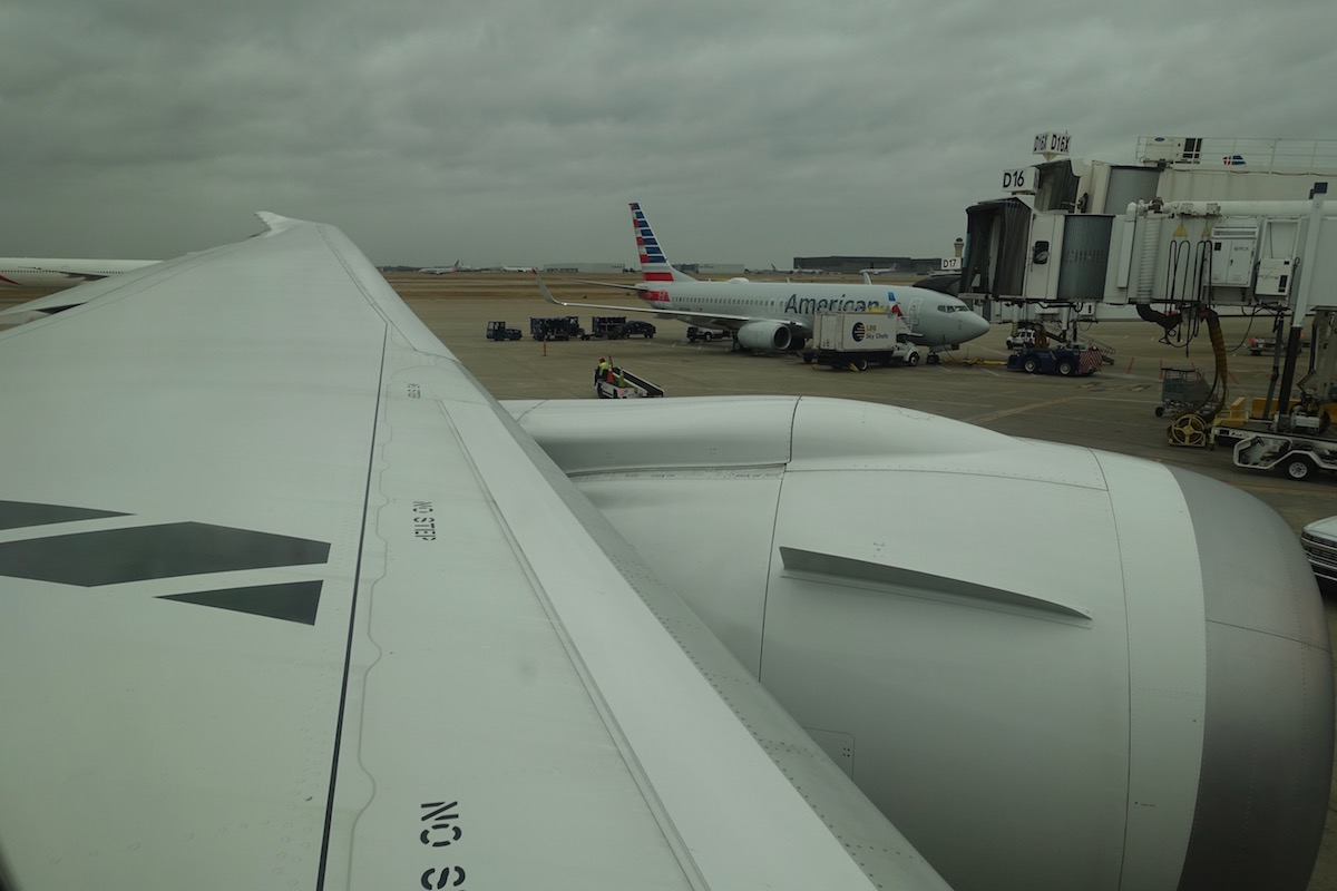 Review: Japan Airlines Business Class 787 Dallas To Tokyo