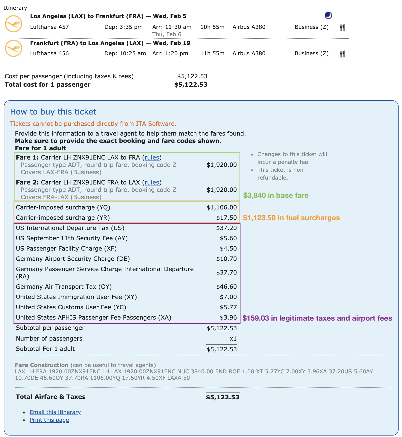 Airline Fuel Surcharges: Everything You Need To Know | One