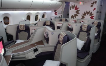 Royal Air Maroc New Business Class – 3