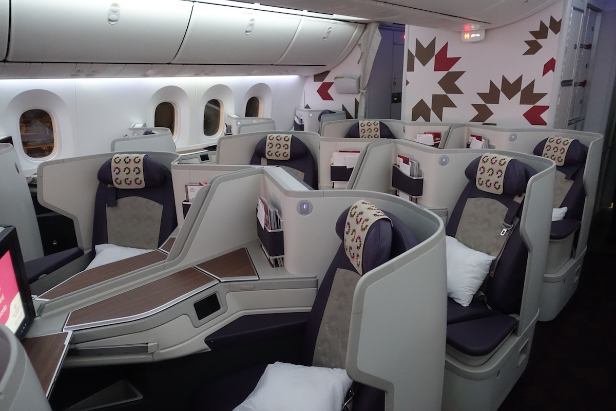 Royal Air Maroc New Business Class 3