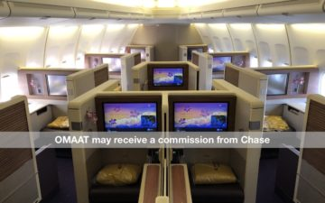 Thai Airways Watermark