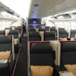 Turkish A330 Business Class