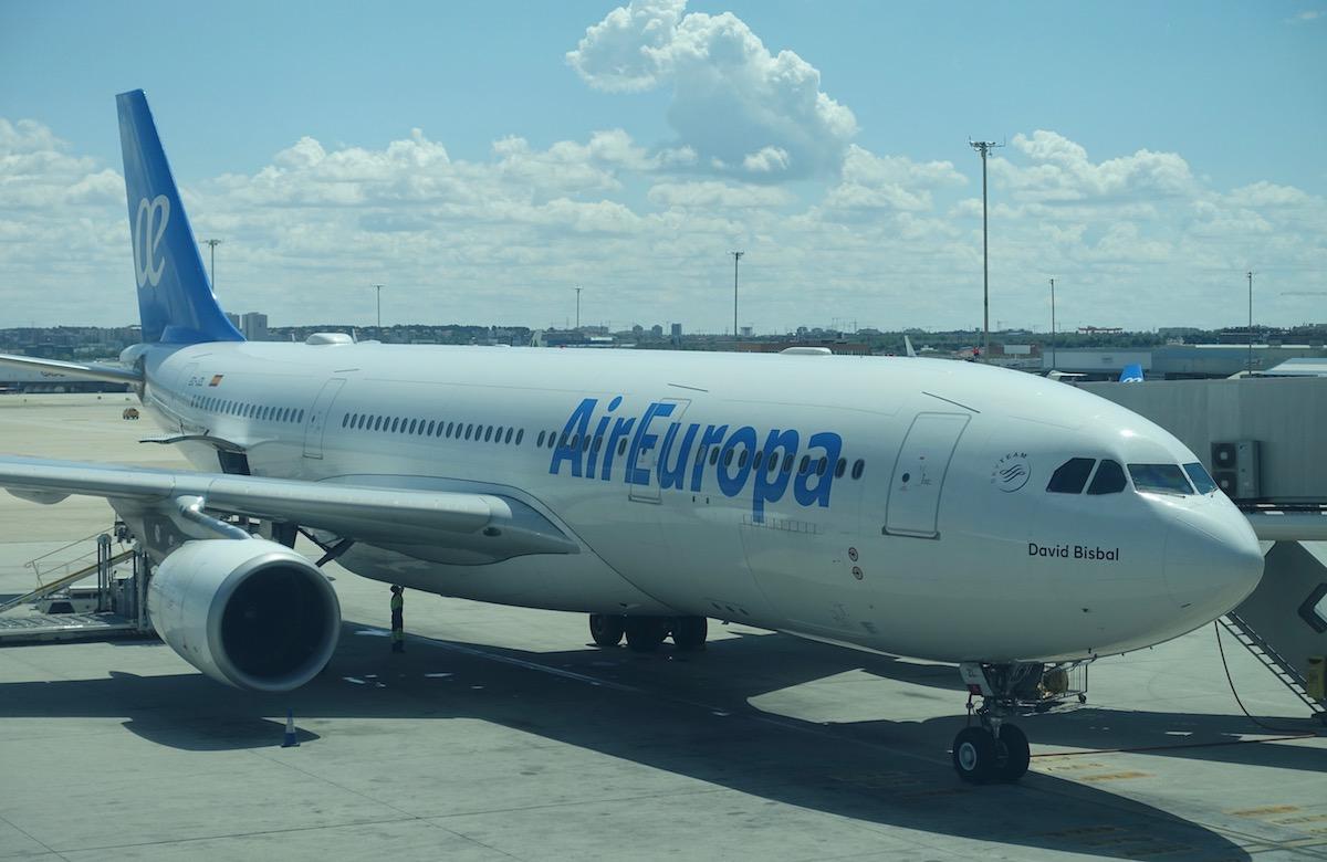 Air Europa's Bizarre Hijacking Scare