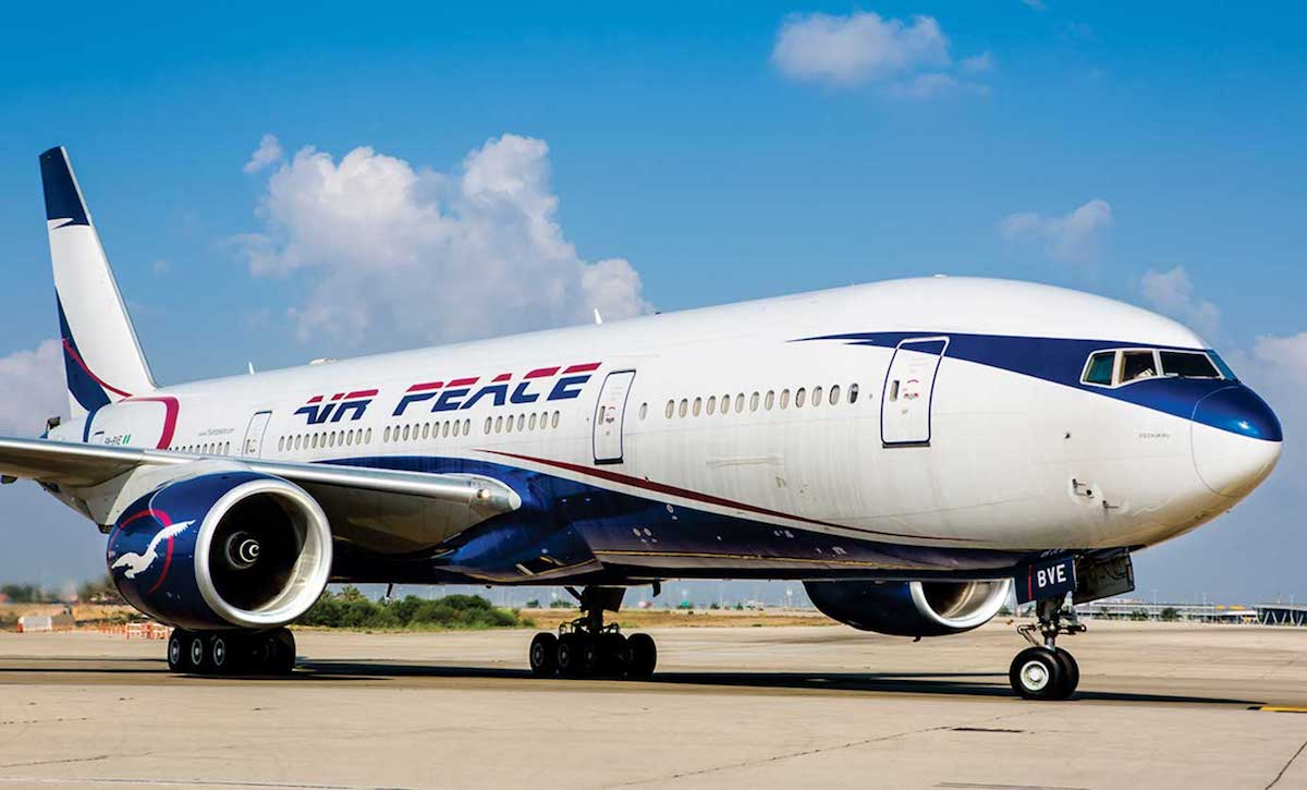 Nigeria's Air Peace Launching Long Haul Flights | One Mile at a Time