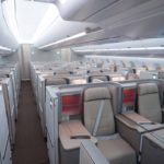 China Eastern A350 Business Class