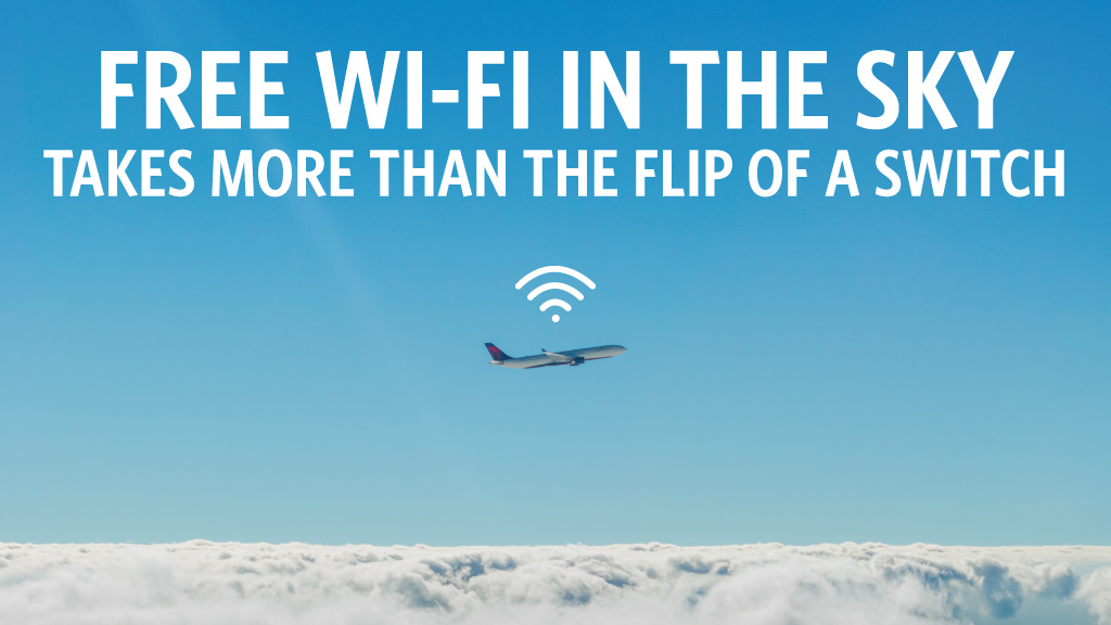 American Airlines To Introduce Free Wifi (Eventually) | One