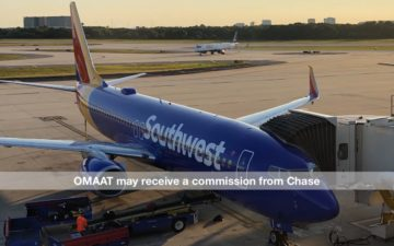 Southwest Airlines 737 Watermark