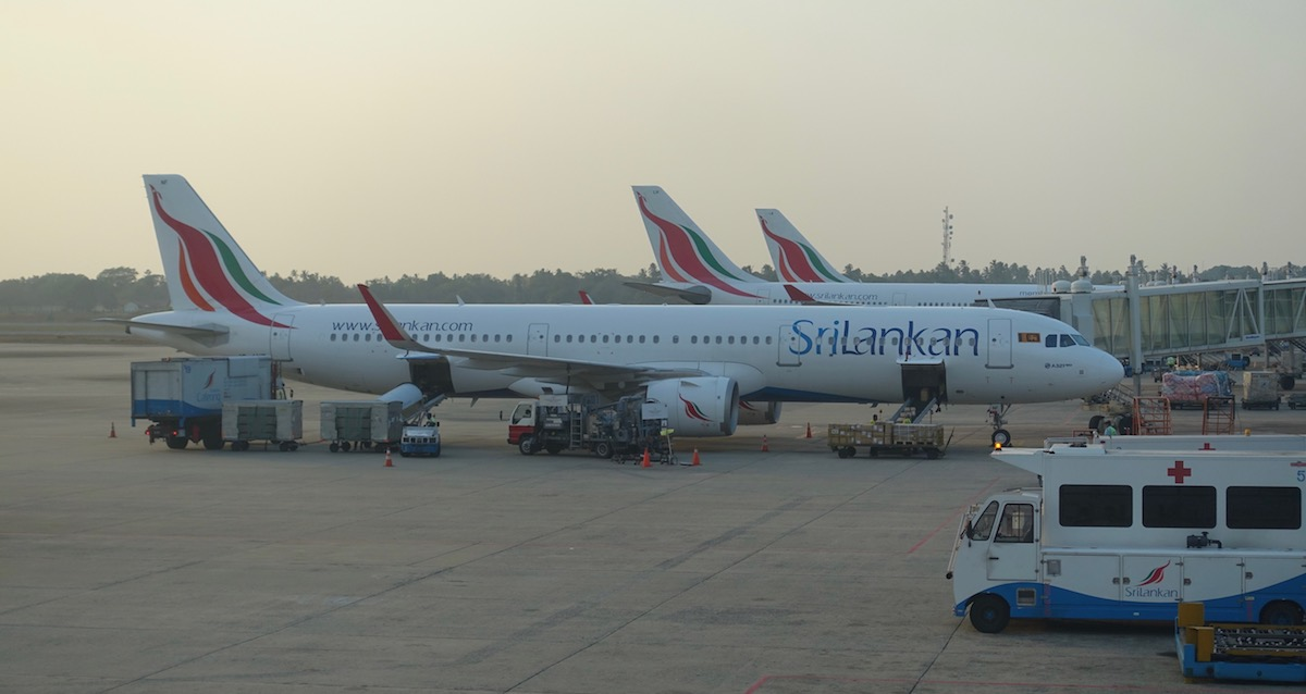 Review: SriLankan Airlines Business Class A321neo Colombo To Abu Dhabi 1