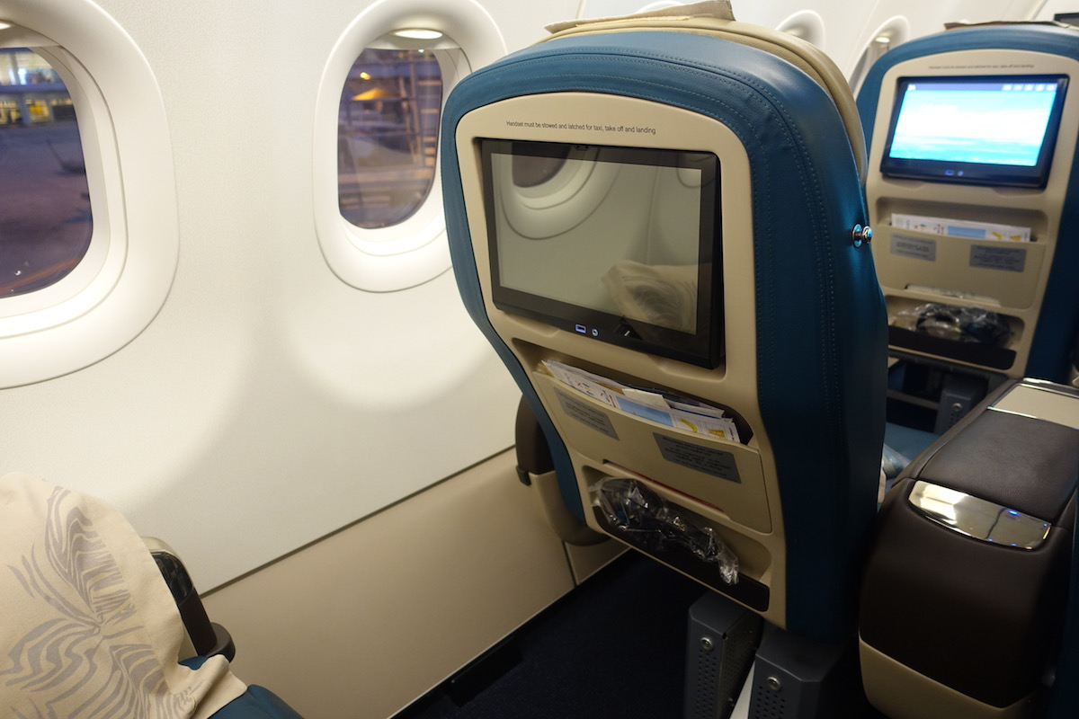 Review: SriLankan Airlines Business Class A321neo Colombo To Abu Dhabi 10