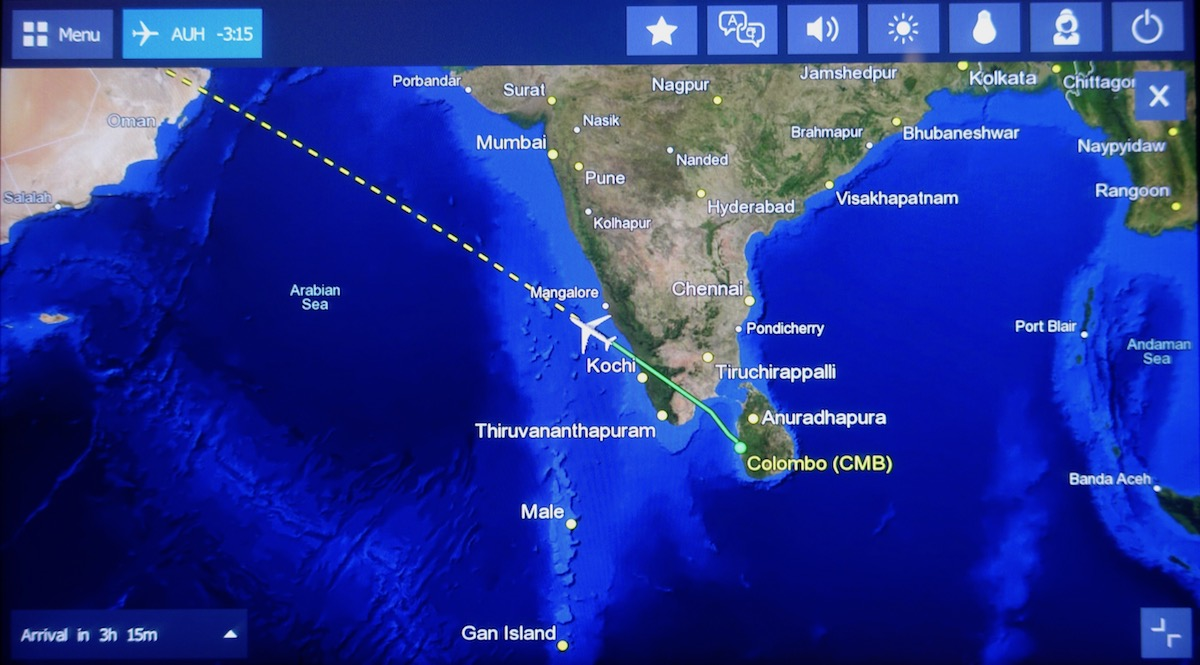 Review: SriLankan Airlines Business Class A321neo Colombo To Abu Dhabi 41