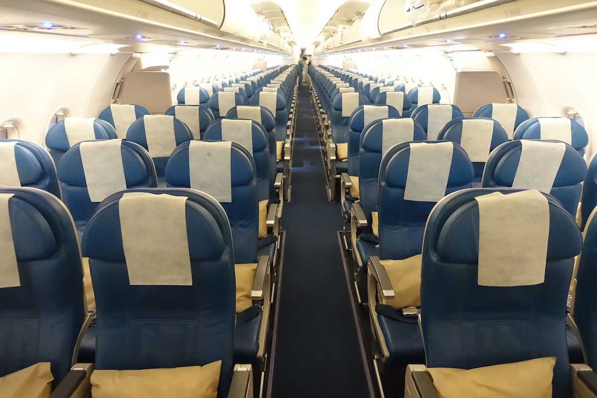 Review: SriLankan Airlines Business Class A321neo Colombo To Abu Dhabi 7