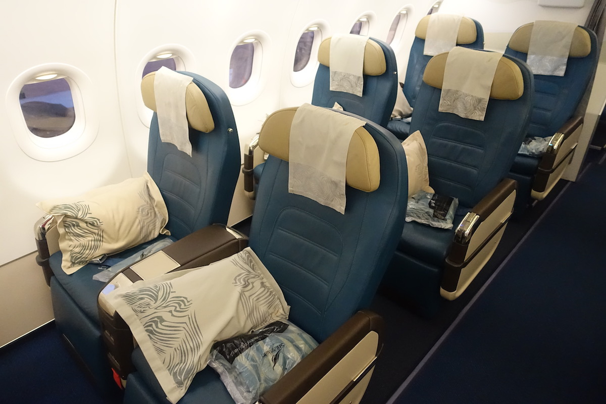 Review: SriLankan Airlines Business Class A321neo Colombo To Abu Dhabi 5