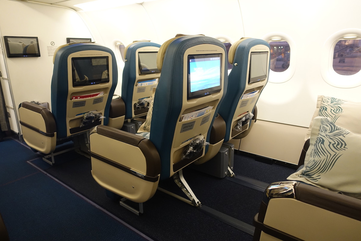Review: SriLankan Airlines Business Class A321neo Colombo To Abu Dhabi 6