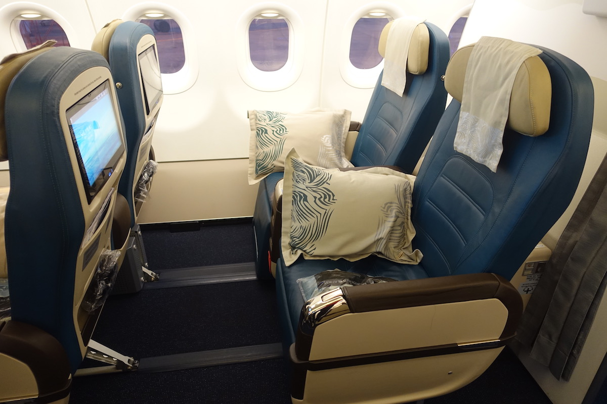 Review: SriLankan Airlines Business Class A321neo Colombo To Abu Dhabi 8