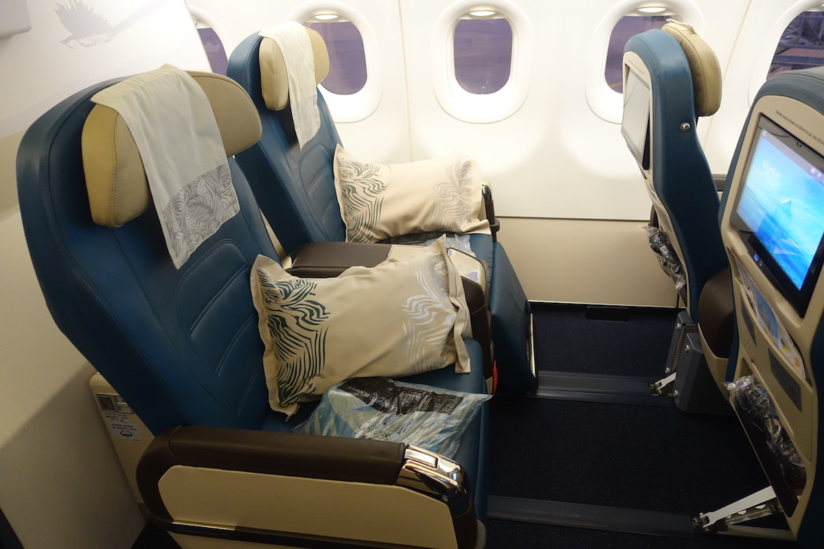 Review: SriLankan Airlines Business Class A321neo Colombo To Abu Dhabi 9