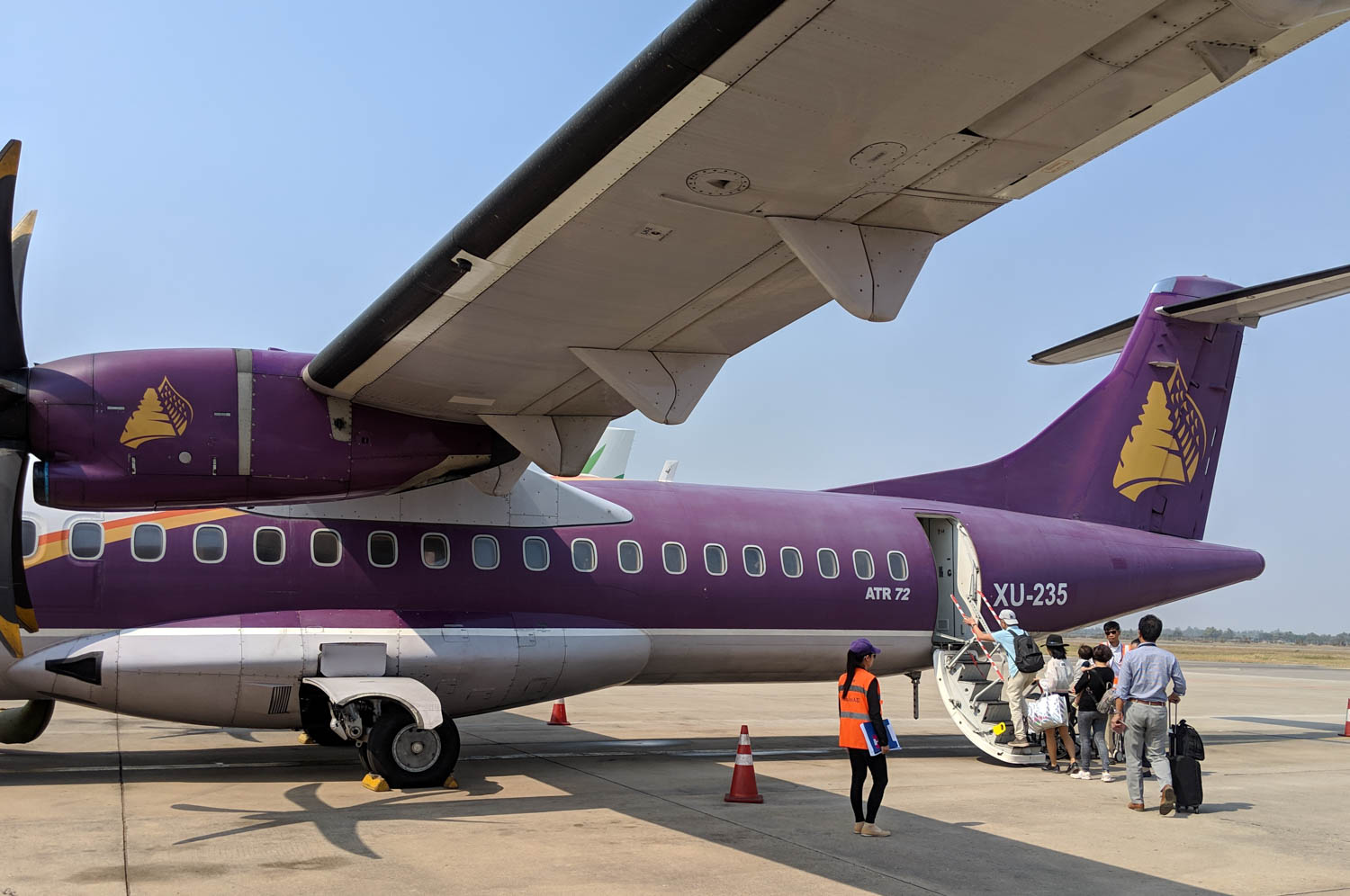 Cambodia Angkor Air Review   One Mile at a Time