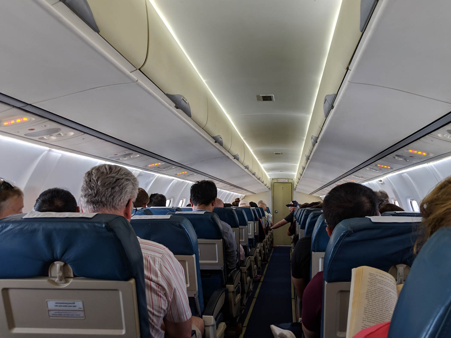Cambodia Angkor Air Review | One Mile at a Time