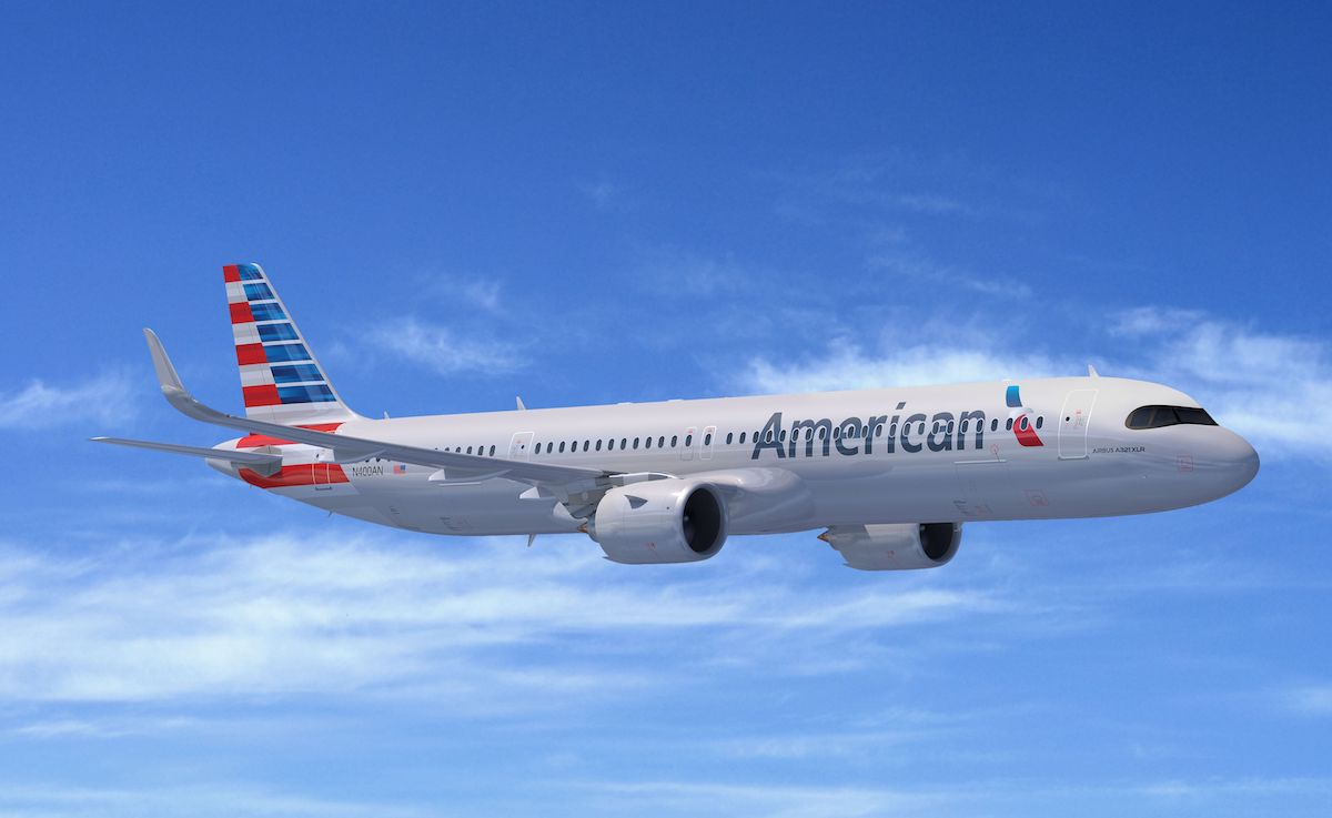 American Airlines Orders 50 Airbus A321XLRs   One Mile at a Time on