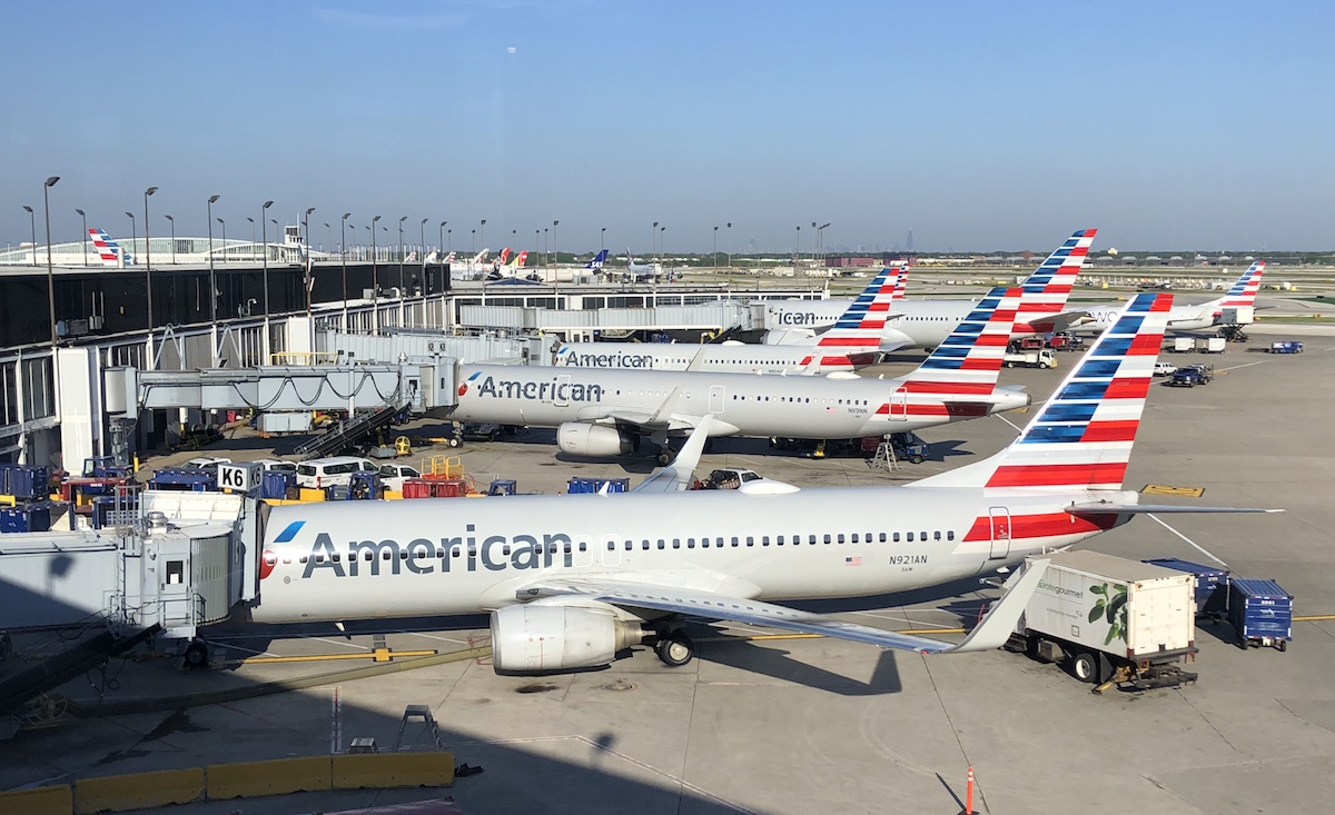 American Planes ORD