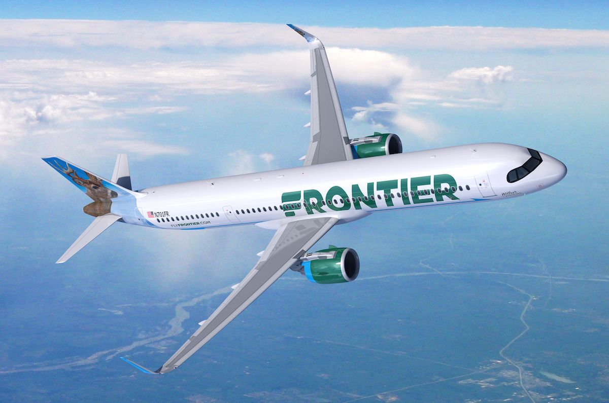 Frontier Becomes First US Airline To Order A321XLR