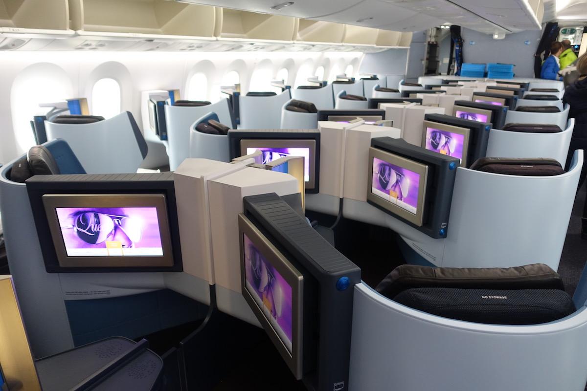 New 2019 Set Bag Aeroflot Bussines Class convenience kit