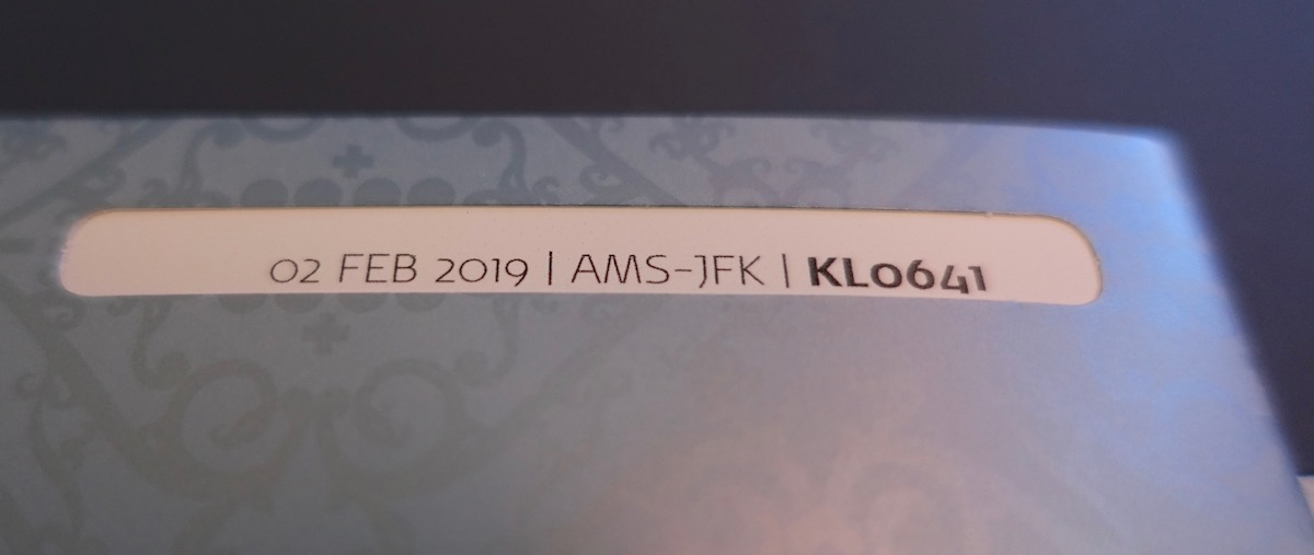 Review Of KLM's 787-9 Business Class 35
