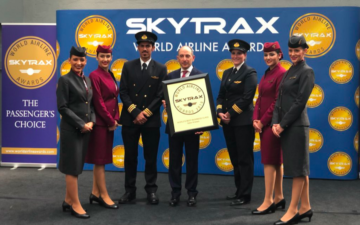 Qatar Airways Airline Of The Year