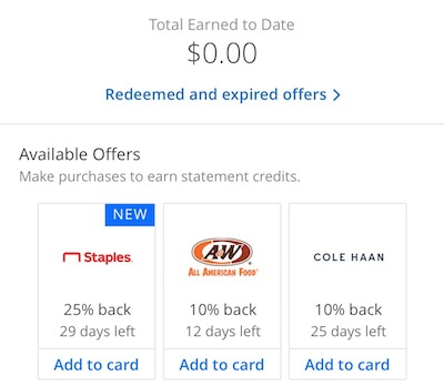 Save Up To 25 At Staples With Chase Offers Targeted One Mile At