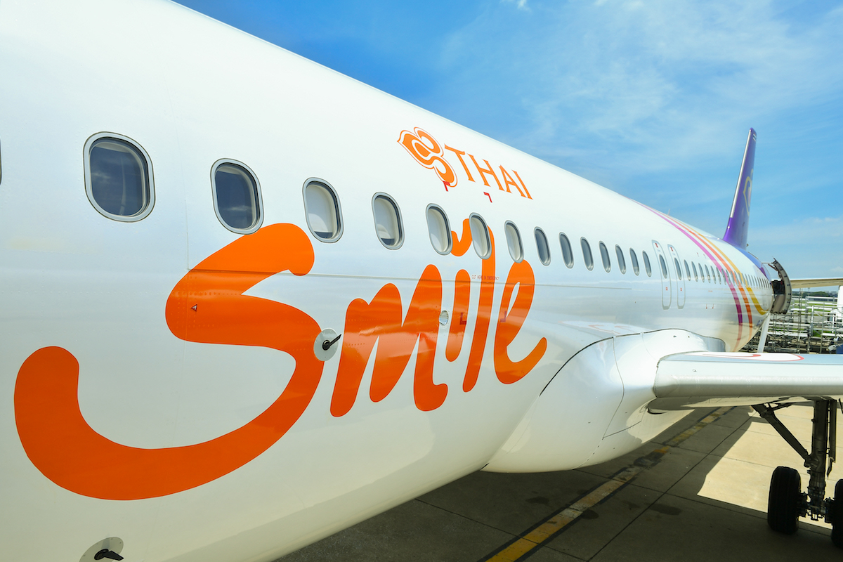 Thai Smile Becomes Star Alliance Connecting Partner   One