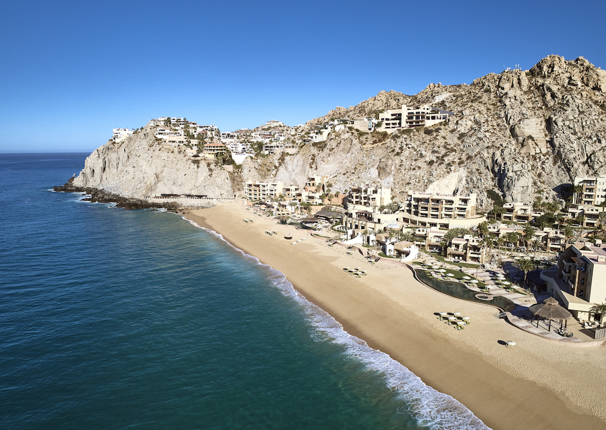 Resort At Pedregal Becoming Waldorf Astoria Los Cabos
