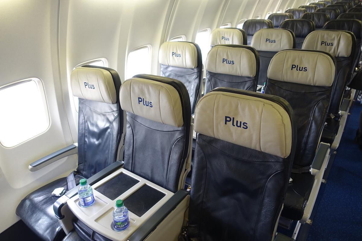 Review: WestJet Plus 737 Denver To Calgary