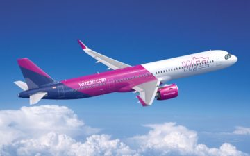 Wizz Air To Launch Low Cost Carrier In Abu Dhabi One Mile At A Time