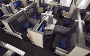 Ana New 777 Business 2